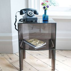 NIght Table SMALL GHOST BUSTER Kartell