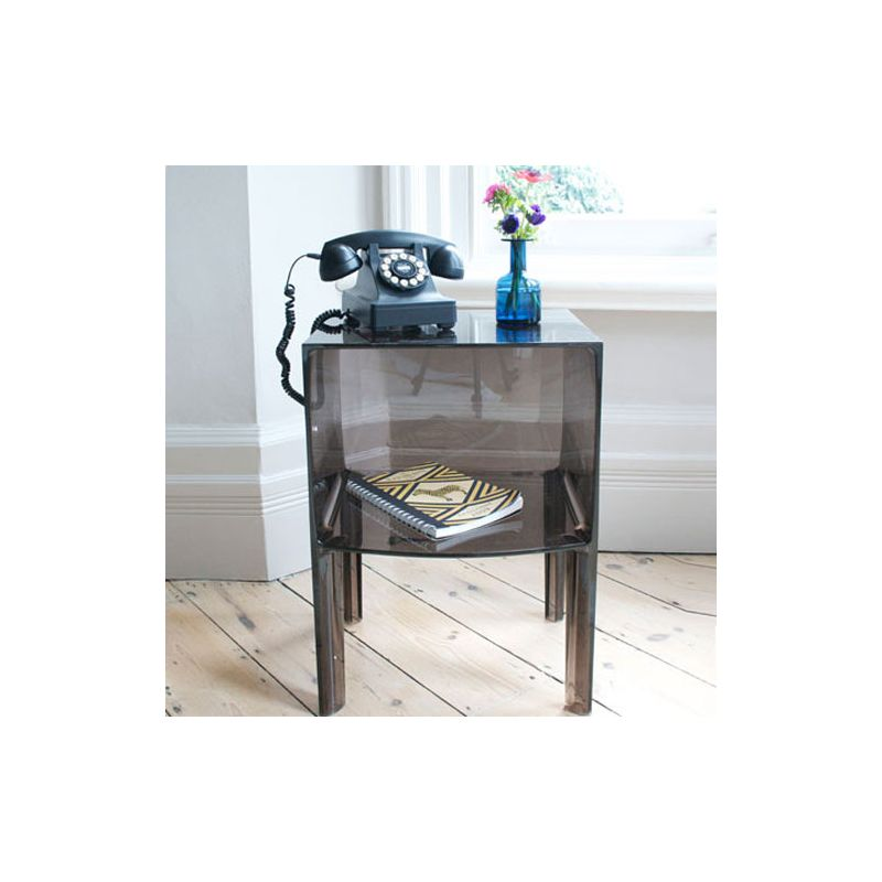 Night table small ghost buster kartell l mparas de decoraci n - Kartell table de chevet ...