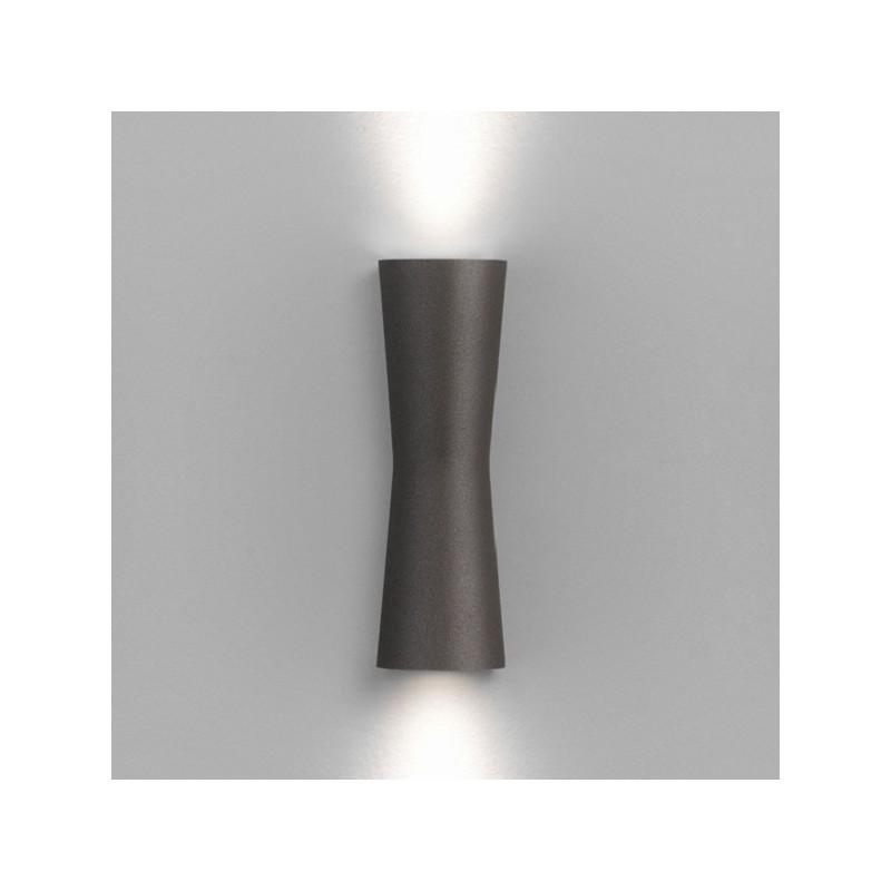 L mpara aplique clessidra led de exterior flos for Lamparas de exterior de diseno