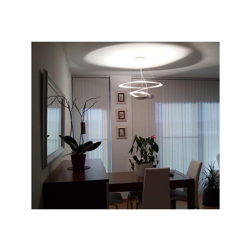 l mpara de suspensi n pirce artemide l mparas de decoraci n. Black Bedroom Furniture Sets. Home Design Ideas