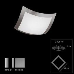 Recessed Ceiling Lamp MINI QUADRA MARC Vibia