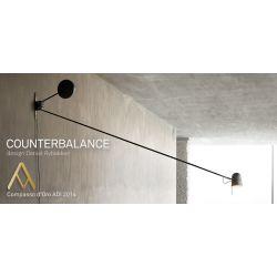 Floor lamp counterbalance luceplan led floor lamp counterbalance luceplan aloadofball Images