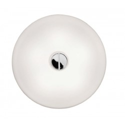 Wall or ceiling lamp BUTTON by Flos