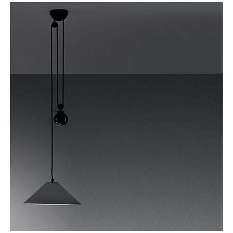 Suspension Lamp AGGREGATO SOSP. SALISCENDI Artemide
