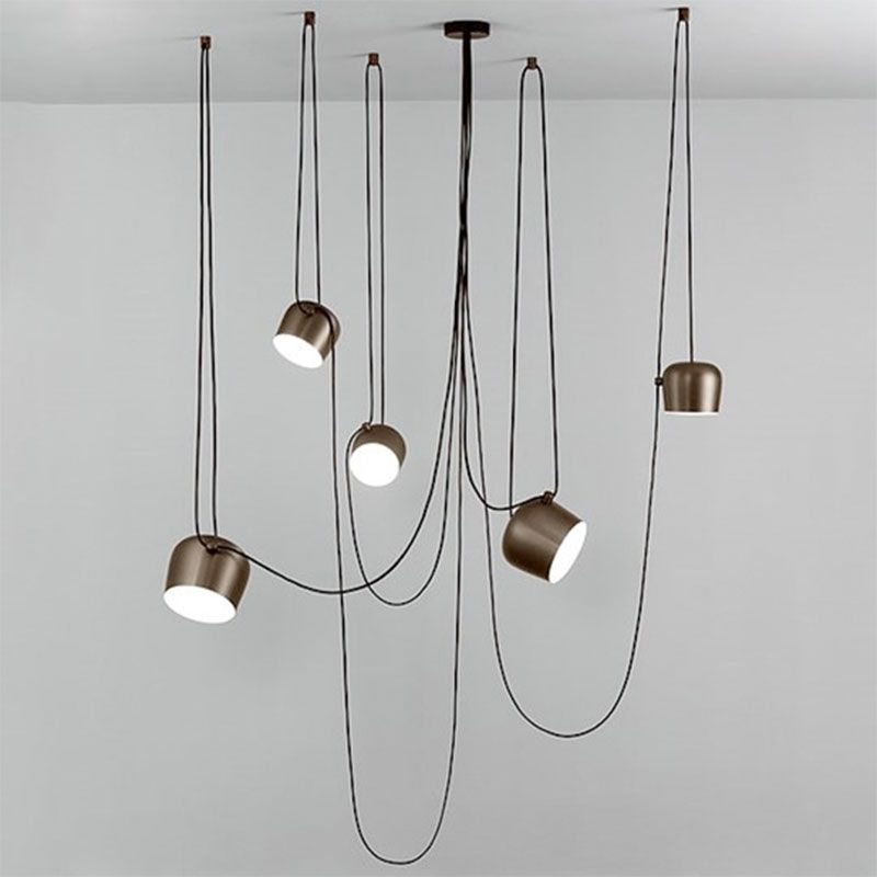 Célèbre Led Suspension Lamp AIM SMALL Flos - Lámparas de Decoración JE18
