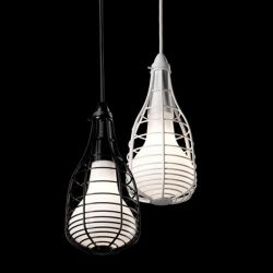 Suspension Lamp CAGE MIC Diesel by Foscarini