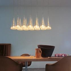 Suspension lamp FUCSIA by Flos
