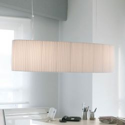 Suspension Lamp MEI OVAL Bover