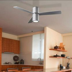 celing fan with light formentera leds c4