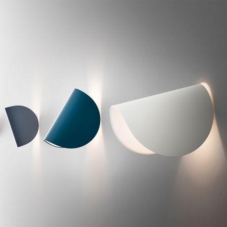 Led Wall Lamp IO Fontana Arte