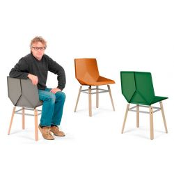 Chair GREEN COLORS Mobles 114