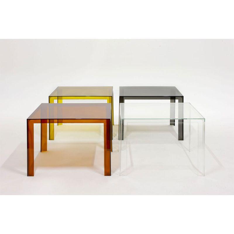 table invisible table kartell l mparas de decoraci n. Black Bedroom Furniture Sets. Home Design Ideas