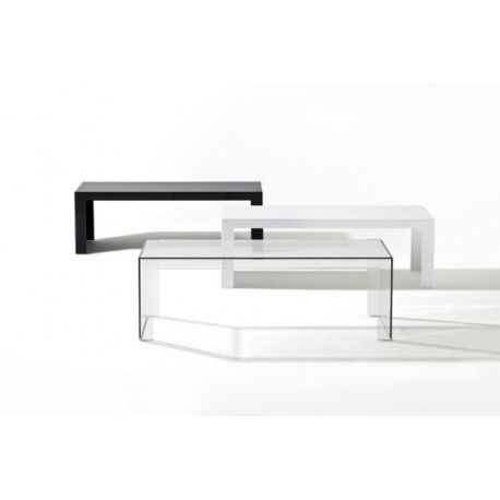 Table INVISIBLE SIDE Kartell