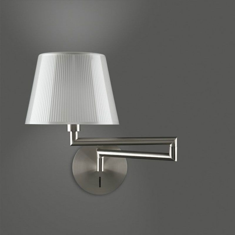 Wall Lamp With Outlet : wall lamp costa metalarte