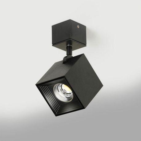 Wall / Ceiling Lamp DAU SPOT LED MOVABLE Milán Iluminación