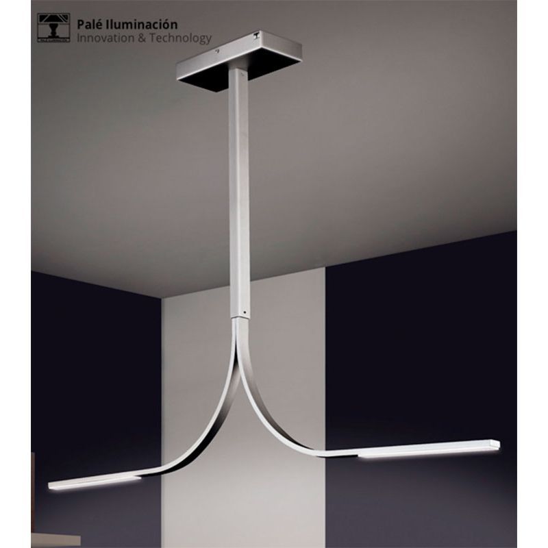 L mpara de techo led 1502 l pal iluminaci n l mparas de for Lamparas led de techo