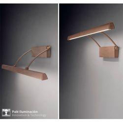 Led Wall Lamp 1041 L Palé Iluminación