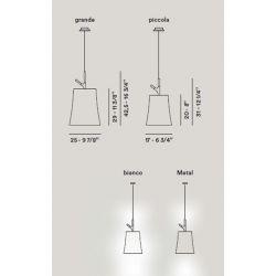 Suspension Lamp BIRDIE Foscarini