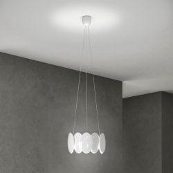 Suspension Lamp OBOLO LED 6492 Milán Iluminación