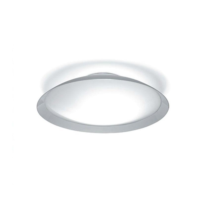 L mpara plaf n lens fluorescente almalight l mparas de - Lamparas de plafon ...