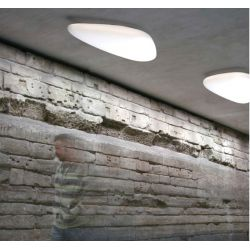 RGB Led Wall or Ceiling Lamp STONE Almalight