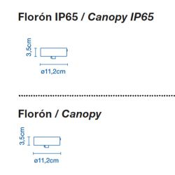 Canopy Accesorie for SANTORINi Marset