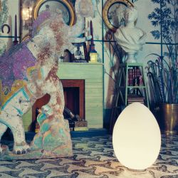 Table Lamp UOVO Fontana Arte