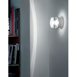 Led Wall or Ceiling Lamp O-OPTIKAL Sillux