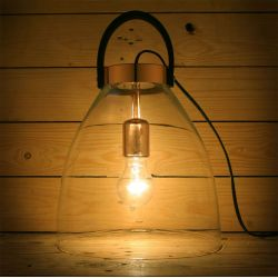 Lámpara Mesa CLOCHE Fokobu