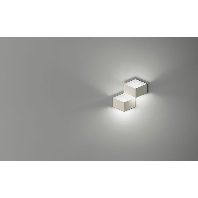 Wall Mounted Folding Lamp : Wall Lamp FOLD SURFACE 2 LED Vibia - Lamparas de Decoracion