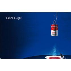 Suspension Lamp CANNED LIGHT Ingo Maurer