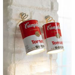 Lámpara Aplique CANNED LIGHT Ingo Maurer