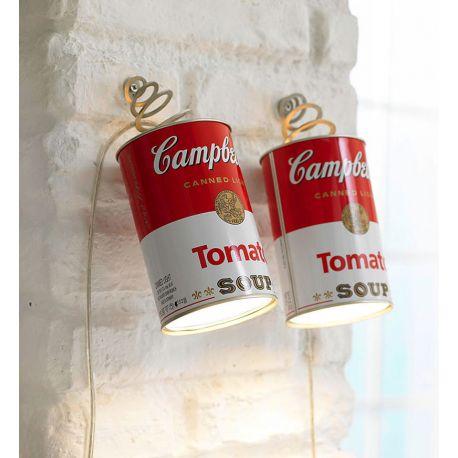 Wall Lamp CANNED LIGHT Ingo Maurer