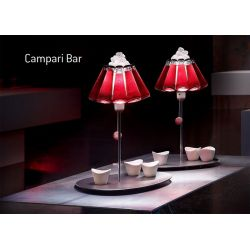 Table Lamp CAMPARI BAR Ingo Maurer