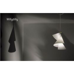 Suspension Lamp WILLYDILLY Ingo Maurer