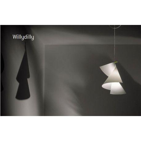 Suspension Lamp WILLYDILLY Ingo Maurer