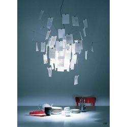 Suspension Lamp ZETTEL Z 6 Ingo Maurer