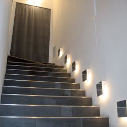 Led Wall Lamp CORRUBEDO Fontana Arte