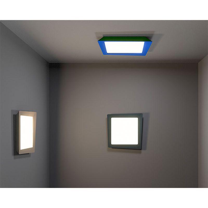 Led Wall Or Ceiling Lamp Crazy Artemide L 225 Mparas De