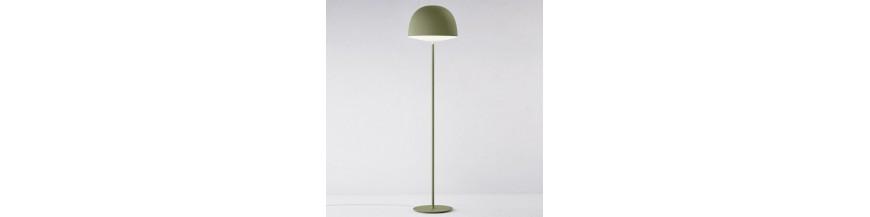 lamparas de pie de diseño