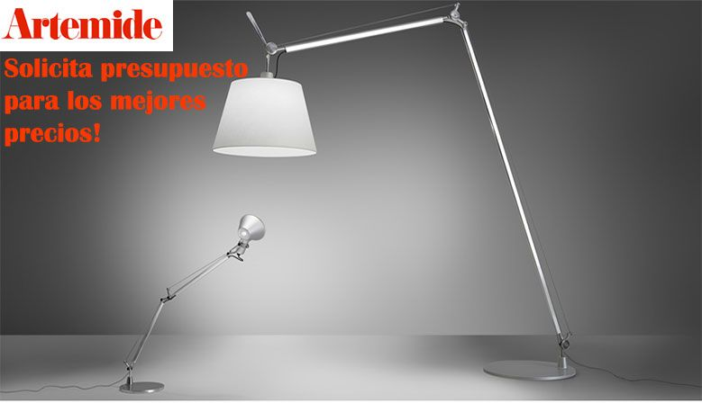 descuentos en lamparas artemide