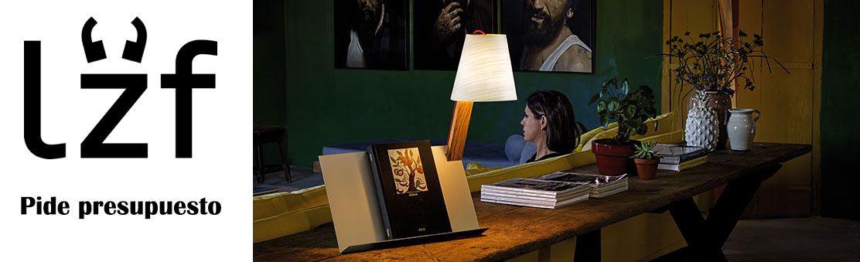 pide presupuesto para lamparas lzf